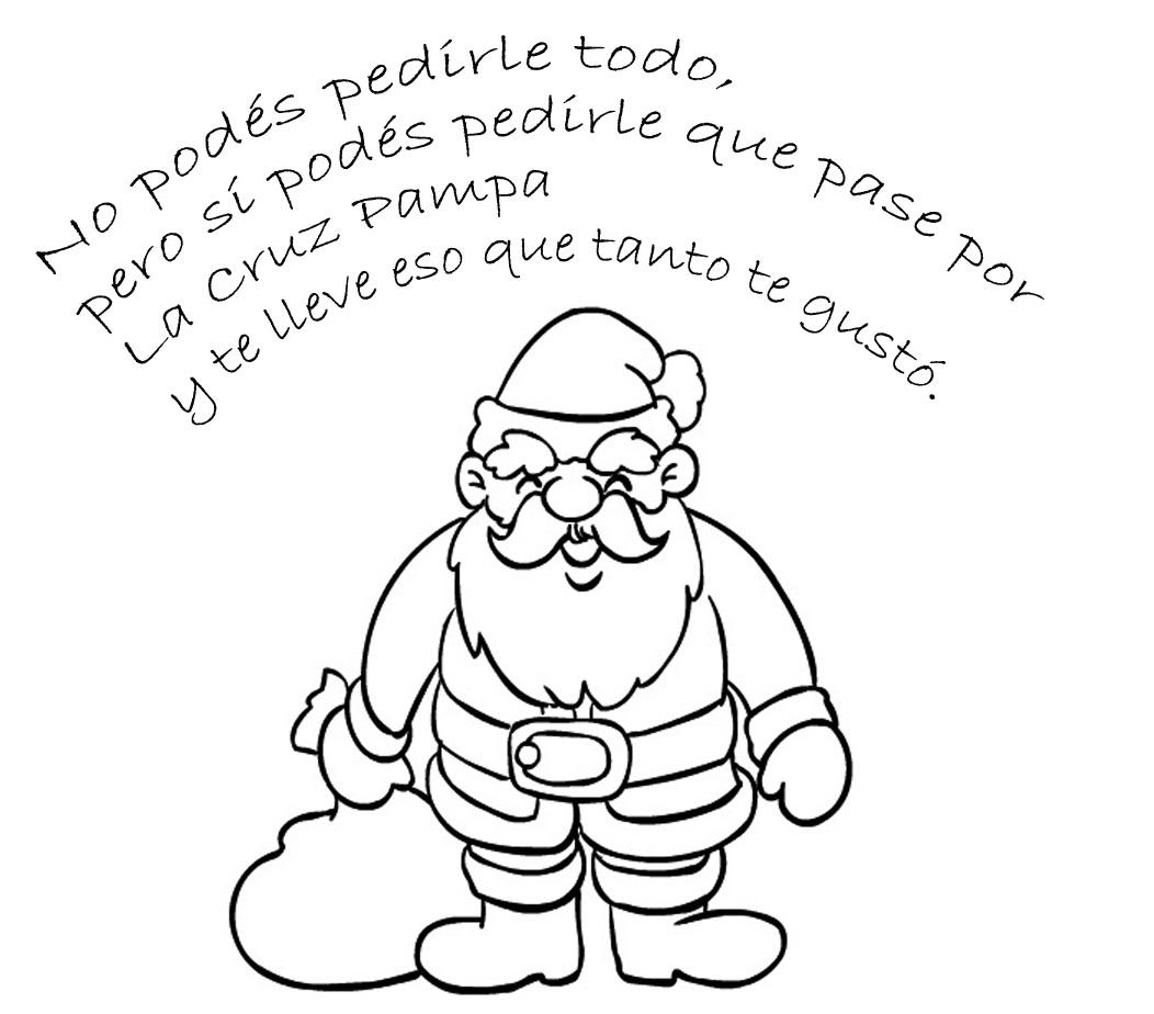 Image Para Pintar De Navidad Disney Dibujos Colorear ...